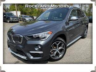 2018 BMW X1 for sale at Rockland Automall - Rockland Motors in West Nyack NY