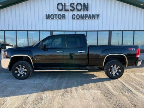 2008 GMC Sierra 2500HD for sale at Olson Motor Company in Morris MN