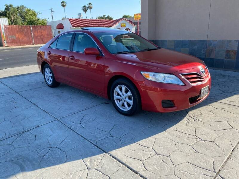 2010 Toyota Camry for sale at Exceptional Motors in Sacramento CA