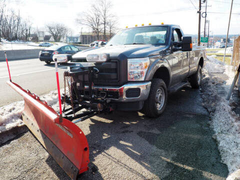 2012 Ford F-250 Super Duty for sale at Scheuer Motor Sales INC in Elmwood Park NJ