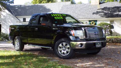 2012 Ford F-150 for sale at The Auto Barn in Berwick ME