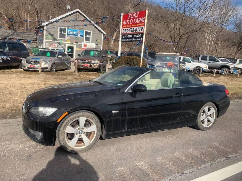 2008 BMW 3 Series for sale at Korz Auto Farm in Kansas City KS