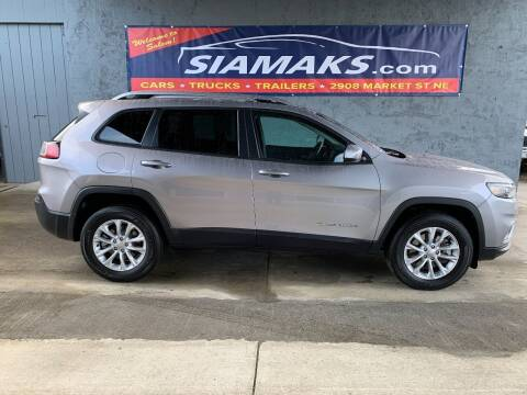 2020 Jeep Cherokee for sale at Siamak's Car Company llc in Salem OR