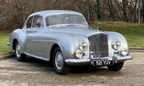 1953 Bentley R Type Continental for sale at Gullwing Motor Cars Inc in Astoria NY