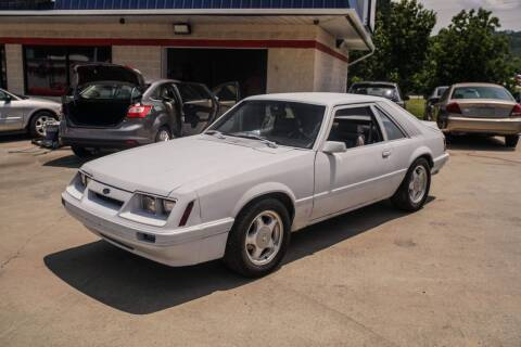 1986 Ford Mustang for sale at CarUnder10k in Dayton TN