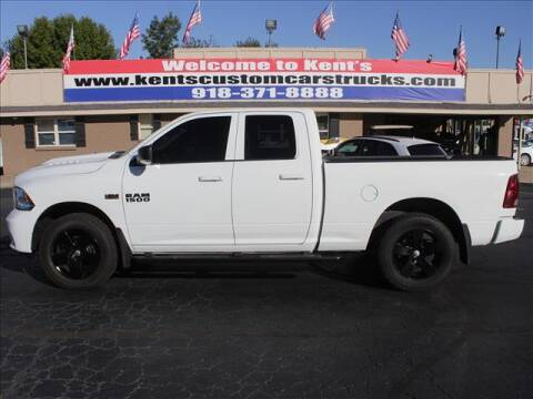 2012 RAM Ram Pickup 1500 for sale at Kents Custom Cars and Trucks in Collinsville OK
