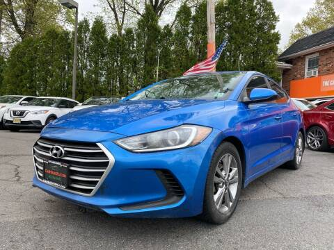 2017 Hyundai Elantra for sale at Bloomingdale Auto Group in Bloomingdale NJ