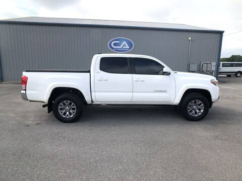 2017 Toyota Tacoma for sale at Team Hall at City Auto in Murfreesboro TN