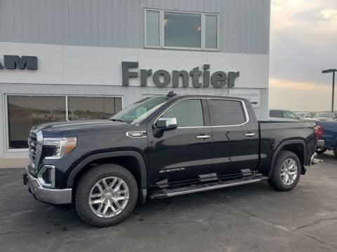 2021 GMC Sierra 1500 for sale at Frontier Motors Automotive, Inc. in Winner SD