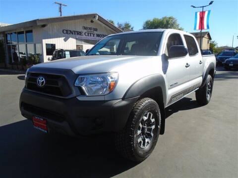 2012 Toyota Tacoma for sale at Centre City Motors in Escondido CA