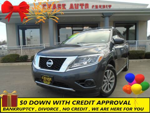 2014 Nissan Pathfinder for sale at Chase Auto Credit in Oklahoma City OK
