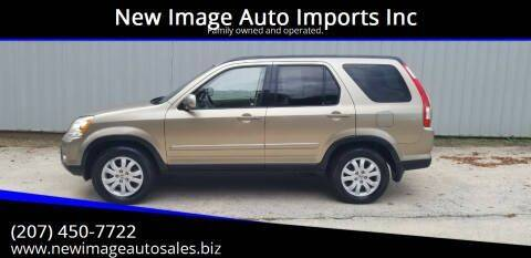 2005 Honda CR-V for sale at New Image Auto Imports Inc in Mooresville NC