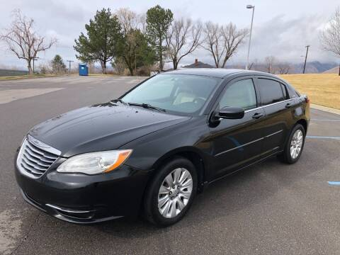 2011 Chrysler 200 for sale at DRIVE N BUY AUTO SALES in Ogden UT