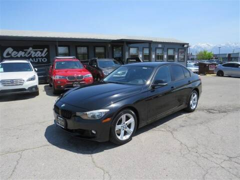 2013 BMW 3 Series for sale at Central Auto in South Salt Lake UT