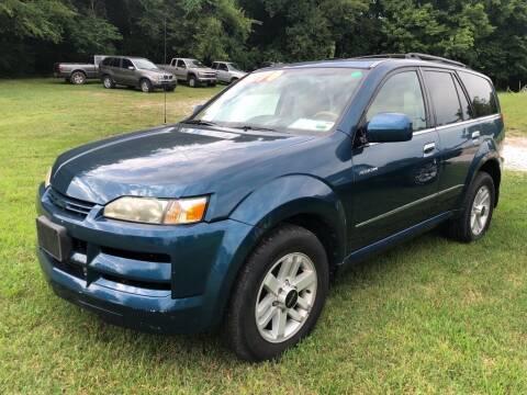 2002 Isuzu Axiom for sale at R.E.D. Auto Sales LLC in Joplin MO