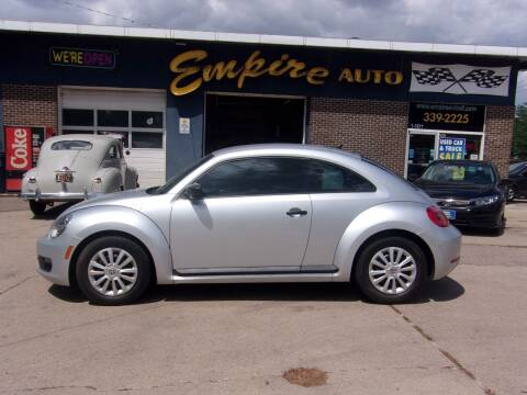 2012 Volkswagen Beetle for sale at Empire Auto Sales in Sioux Falls SD