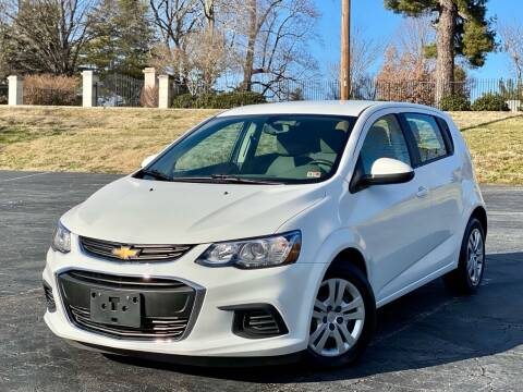 2017 Chevrolet Sonic for sale at Sebar Inc. in Greensboro NC