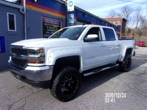 2018 Chevrolet Silverado 1500 for sale at Allen's Pre-Owned Autos in Pennsboro WV