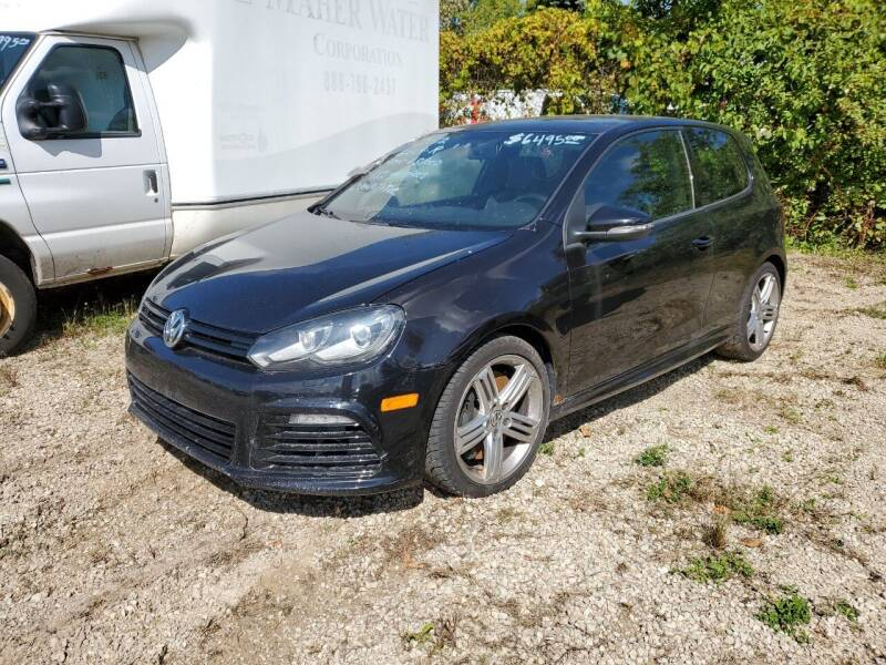 2012 Volkswagen Golf R for sale at Don's Sport Cars in Hortonville WI