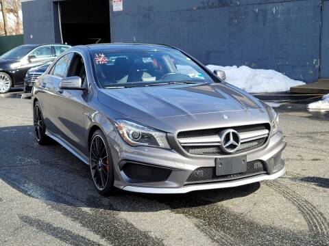 2014 Mercedes-Benz CLA for sale at AW Auto & Truck Wholesalers  Inc. in Hasbrouck Heights NJ
