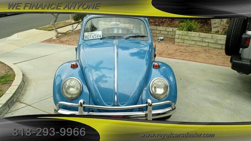 1965 Volkswagen Beetle for sale in Los Angeles, CA