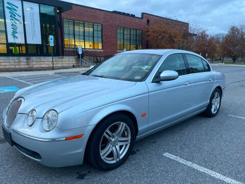 2006 Jaguar S-Type for sale at Auto Wholesalers Of Rockville in Rockville MD