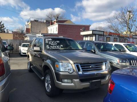 2006 Ford Explorer for sale at Chambers Auto Sales LLC in Trenton NJ