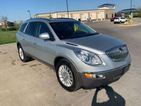 2012 Buick Enclave for sale at Nice Cars in Pleasant Hill MO