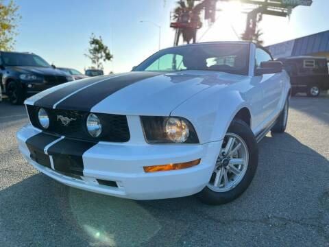 2005 Ford Mustang for sale at Gold Coast Motors in Lemon Grove CA