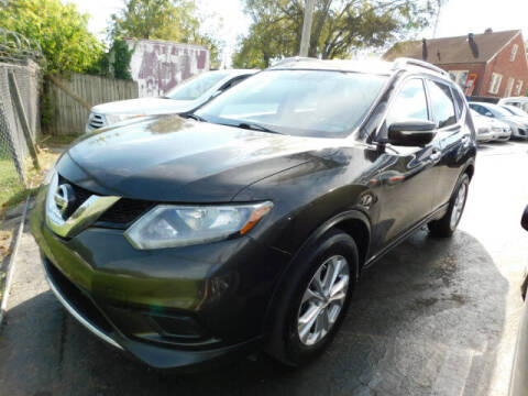 2014 Nissan Rogue for sale at WOOD MOTOR COMPANY in Madison TN