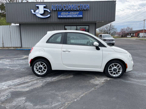 2012 FIAT 500 for sale at JC AUTO CONNECTION LLC in Jefferson City MO