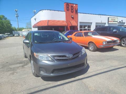 2011 Toyota Corolla for sale at Best Buy Wheels in Virginia Beach VA
