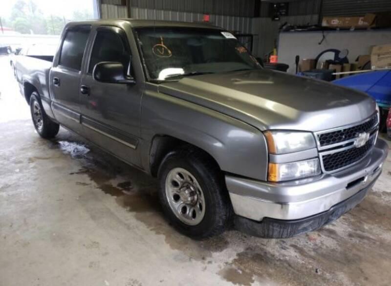 2006 Chevrolet Silverado 1500 for sale at C & P Autos, Inc. in Ruston LA