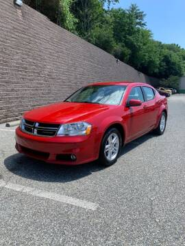 2014 Dodge Avenger for sale at ARS Affordable Auto in Norristown PA