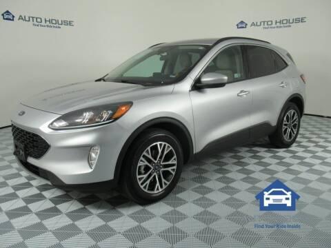 2020 Ford Escape for sale at AUTO HOUSE TEMPE in Tempe AZ
