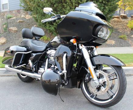 2018 Harley-Davidson 1750 CC FLTRX Road Glide for sale at J.K. Thomas Motor Cars in Spokane Valley WA