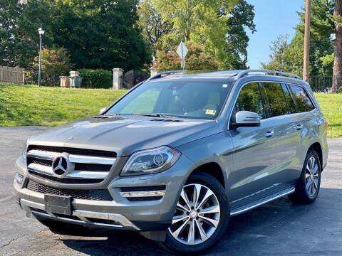 2015 Mercedes-Benz GL-Class for sale at Sebar Inc. in Greensboro NC