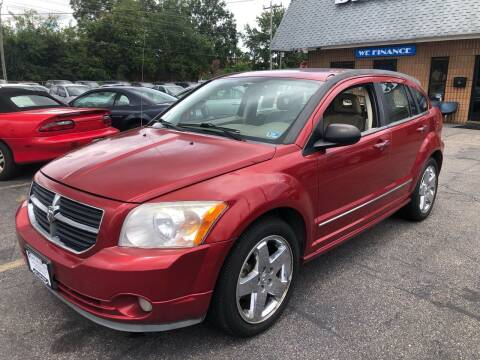 2007 Dodge Caliber for sale at Beach Auto Sales in Virginia Beach VA