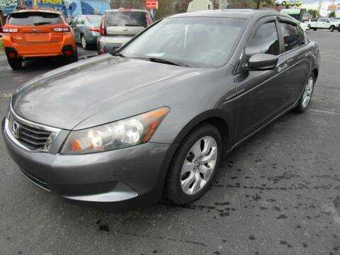 2010 Honda Accord for sale at Route 12 Auto Sales in Leominster MA