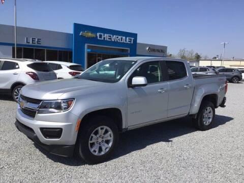 2020 Chevrolet Colorado for sale at LEE CHEVROLET PONTIAC BUICK in Washington NC