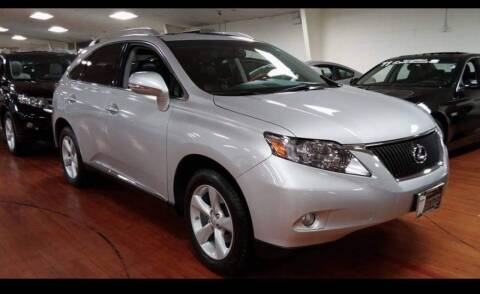 2012 Lexus RX 350 for sale at Motor Pool Operations in Hainesport NJ