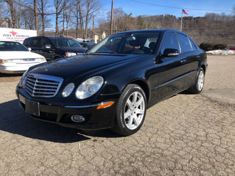 2007 Mercedes-Benz E-Class for sale at Used Cars 4 You in Serving NY