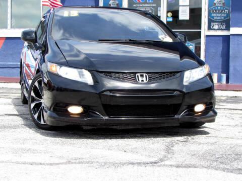 2013 Honda Civic for sale at Orlando Auto Connect in Orlando FL