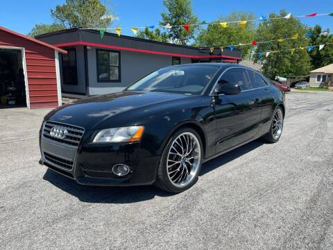 2010 Audi A5 for sale at Dobbs Motor Company in Springdale AR