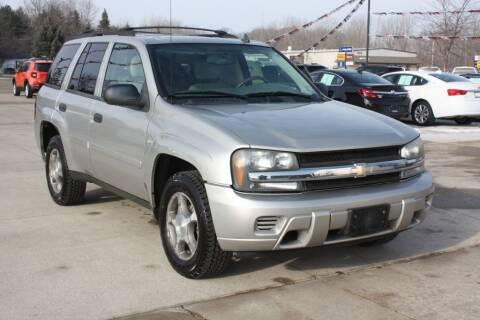2007 Chevrolet TrailBlazer for sale at Sandusky Auto Sales in Sandusky MI
