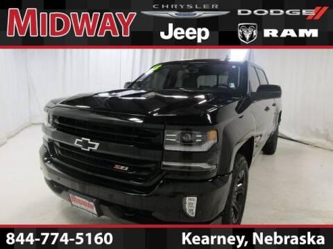 2018 Chevrolet Silverado 1500 for sale at MIDWAY CHRYSLER DODGE JEEP RAM in Kearney NE