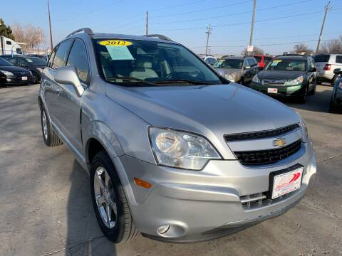 2012 Chevrolet Captiva Sport for sale at AP Auto Brokers in Longmont CO