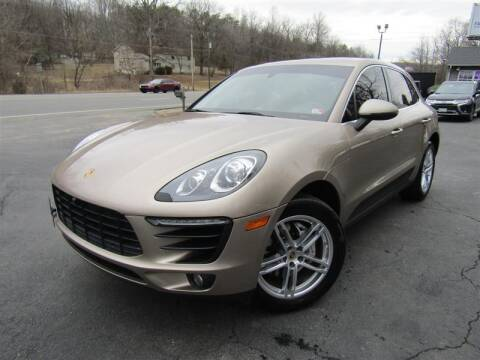 2016 Porsche Macan for sale at Guarantee Automaxx in Stafford VA