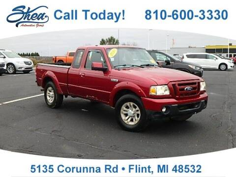 2010 Ford Ranger for sale at Jamie Sells Cars 810 in Flint MI