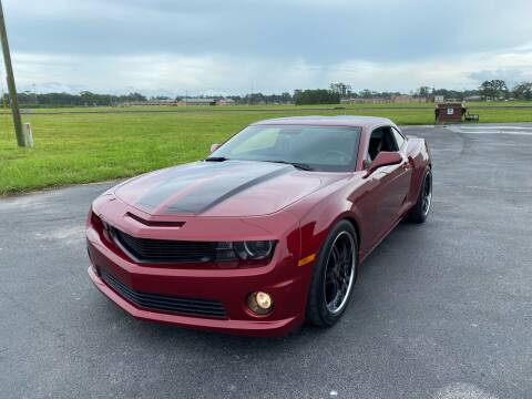 2010 Chevrolet Camaro for sale at Select Auto Sales in Havelock NC
